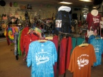 Kutshers gift shop (aka where Sufjan Stevens and his band got their t-shirts for their set)