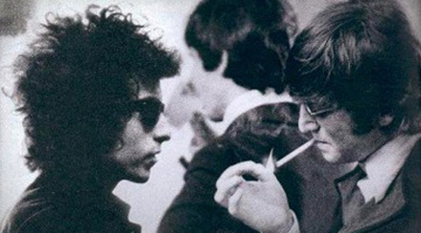 the influence of the beatles on bob dylan 2013-8-14 we all have our special dates that have a big influence of effect on the rest of our lives  bob dylan, a huge hero to each of the beatles,.